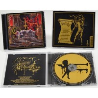 "Profanatica (US) ""Thy Kingdom Cum"" CD"