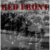 """Red Front (Bra) """"Memories Of War"""" CD"""