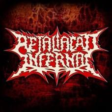 """Retaliação Infernal (Bra) """"Retaliação Infernal"""" CD-R"""
