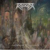 "Ripper (Chi) ""Experiment of Existence"" CD"