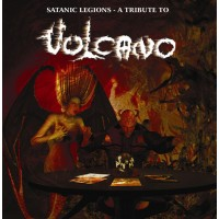 Satanic Legions - A Tribute to Vulcano CD