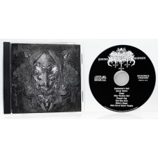 "Satanic Warmaster (Fin) ""Fimbulwinter"" CD"