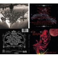 """Thugnor (Por) """"The End Of Time"""" CD, Digipak"""