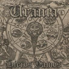 "Urania (Por) ""Hieros Gamos"" CD, Digipak"