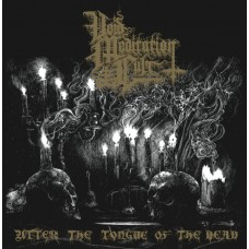 "Void Meditation Cult (US) ""Utter The Tongue Of The Dead"" CD"