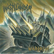 "Wastelander (US) ""Wardrive"" CD"