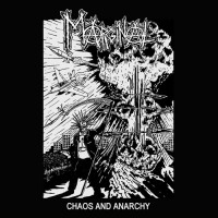"""Marginal (Bel) """"Chaos And Anarchy"""" CD"""