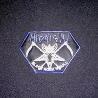"Midnight (US) ""Black Rock 'n' Roll"" PATCH"