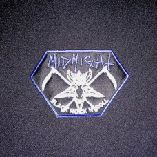 "Midnight (US) ""Black Rock 'n' Roll"" PATCH"