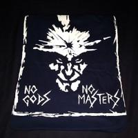 """Amebix (Uk) """"Amebix No Gods No Masters"""" Tee (XL)"""
