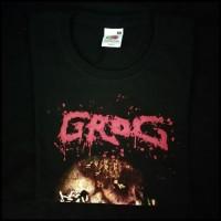 "Grog (Por) ""Scooping The Cranial Insides"" T-Shirt"