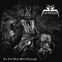 "ABIGAIL (Jap) ""Far East Black Metal Onslaught"" 7'EP (Die-Hard)"