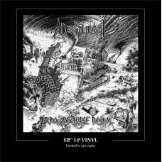 """Alcoholocaust (Por) """"Necro Apocalipse Bestial"""" LP VINYL"""