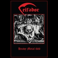 "Ceifador (Bra) ""Heavy Metal 666"" Tape"
