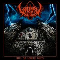 "Hellish Grave (Bra) ""Hell No Longer Waits"" CD"