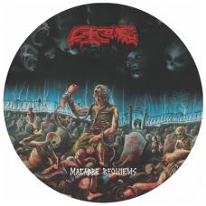 """Grog (Por) """"Macabre Requiems"""" Pic. Disc"""