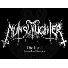 "Nunslaughter (US) ""Antichrist"" 7""EP (Die-Hard Version)"