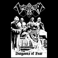 "Inquisitor (Por) ""Dungeons Of Fear"" Tape"