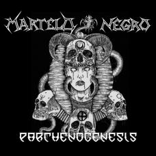"Martelo Negro (Por) ""Parthenogenesis"" Digipak CD (Pre-Order)"