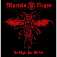 "Martelo Negro (Por) ""Sortilégio Dos Mortos"" CD"