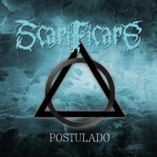 """Scarificare (Por) """"Postulado"""" Digipak CD"""