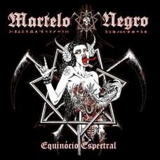 "Martelo Negro (Por) ""Equinócio Espectral"" LP (RED)"