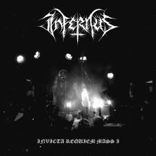 """Infernüs """"Invicta Requiem Mass I"""" LP (Black)"""