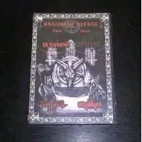 "Blasphemy / Revenge / Goatpenis / Bestymator ""Brazilian Ritual - Third Attack"" DVD"