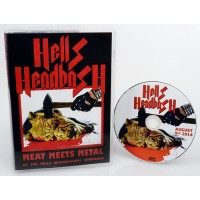 MIDNIGHT / ACID WITCH / NUNSLAUGHTER / SHITFUCKER - Hells Headbash - Part 1, DVD