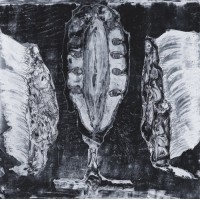 """Adversarial / Antediluvian (Can) """"Initiated In Impiety As Mysteries"""" LP"""