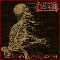 "Adversor (Ita) ""The End Of Mankind"" LP"