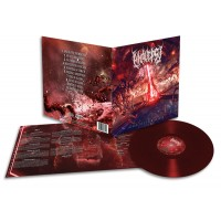 "Analepsy (Por) ""Atrocities From Beyond"" LP (OXBLOOD)"