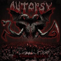 "Autopsy ""All Tomorrow's Funerals"" Digibook CD"