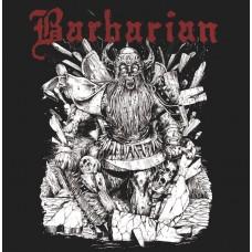 """Barbarian (Ita) """"Barbarian"""" 7''EP"""