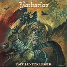 """Barbarian (Ita) """"Faith Extinguisher"""" LP"""