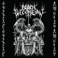 "Black Witchery (US)  / Revenge (Can) ‎– ""Holocaustic Death March To Humanity's Doom"" LP"