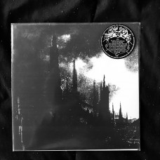 """Blood Tyrant (Hol) / Departure Chandelier """"The Dark Decree / Step Over The Boundary Of The Circle Drawn"""" EP"""