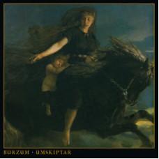 """Burzum """"Umskiptar"""" DLP (Grey)"""