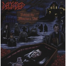"DECEASED (US) "" Behind The Mourner's Veil "" MLP"