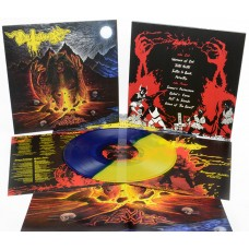 "Deathhammer (Nor) ""Evil Power"" LP w/ Poster"