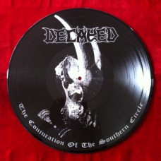 "Decayed (Por) ""The Conjuration of the Southern Circle"" Pic. LP"