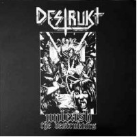 "Destrukt (Fra) ""Unleash The Destruktors"" LP"