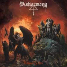 "Disharmony (Gre) ""Goddamn the Sun"" Gatefold LP + Poster"