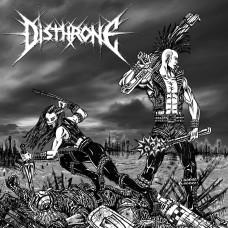 """Disthrone (Por) """"Retaliação"""" EP"""