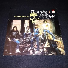 "Flotsam And Jetsam (US) ""Flotzilla"" LP"