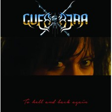 """Guerrera (Arg) """"To Hell And Back Again"""" LP"""