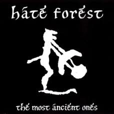 "Hate Forest (Ukr) ""The Most Ancient Ones"" LP"