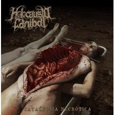 """Holocausto Canibal (Por) """"Catalepsia Necrótica: Gonorreia Visceral Reanimada"""" LP"""