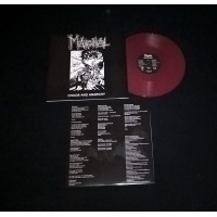 "Marginal (Bel) ""Chaos And Anarchy"" LP (Red)"