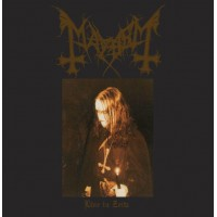 "Mayhem ""Live In Zeitz"" LP"